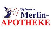 Bußmann's Merlin-Apotheke Recklinghausen Logo