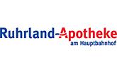 Ruhrland-Apotheke am Hbf. Oberhausen Logo