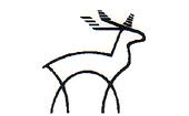 Hirsch-Apotheke Rees Logo