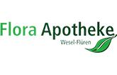 Flora-Apotheke Wesel Logo