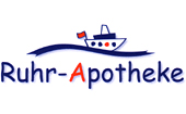 Ruhr-Apotheke Duisburg Logo
