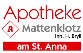 Apotheke Mattenklotz am St. Anna Duisburg Logo