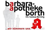 Barbara-Apotheke Rheinberg Logo