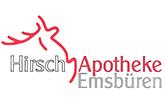 Hirsch-Apotheke Emsbüren Logo