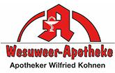 Wesuweer Apotheke Haren Logo