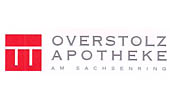 Overstolz-Apotheke am Sachsenring Köln Logo