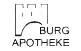 Burg-Apotheke Köln Logo