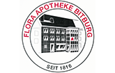 Flora-Apotheke Bitburg Logo