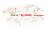 Einhorn-Apotheke Frankfurt Logo
