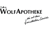 Wolf-Apotheke Frankfurt Logo