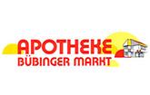 Apotheke Bübinger Markt Saarbrücken Logo