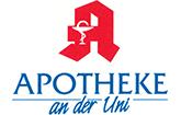 Apotheke an der Uni Homburg Logo