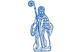 St. Lutwinus-Apotheke Mettlach Logo