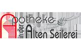 Apotheke in der alten Seilerei Mannheim Logo