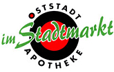 Oststadt-Apotheke im Stadtmarkt OHG Schwetzingen Logo