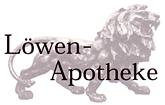 Löwen-Apotheke Wiesloch Logo