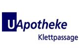 U-Apotheke Klettpassage am HBF Stuttgart Logo