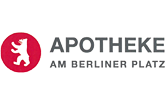 Apotheke am Berliner Platz Stuttgart Logo