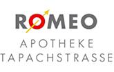Romeo Apotheke Tapachstrasse Stuttgart Logo