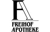 Freihof-Apotheke Stammheim Stuttgart Logo