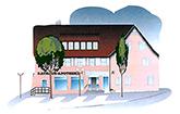 Rathaus-Apotheke Schmiden Fellbach Logo