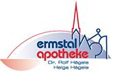 Ermstal-Apotheke Dettingen Logo