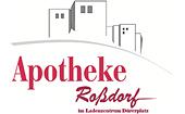 Apotheke Roßdorf im Ladenzentrum Nürtingen Logo