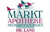 Markt-Apotheke Neckartenzlingen Logo