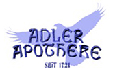 Adler-Apotheke Bad Bergzabern Logo