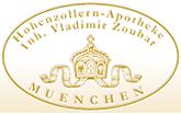 Hohenzollern-Apotheke München Logo