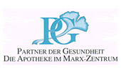 Apotheke im Marx-Zentrum München Logo