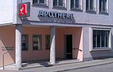 Hubertus-Apotheke Thannhausen Logo