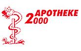Apotheke 2000 Ulm Logo