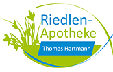 Riedlen-Apotheke Gögglingen Ulm Logo