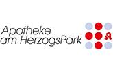 Apotheke am HerzogsPark Herzogenaurach Logo