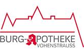Burg-Apotheke Filiale der Stadt-Apotheke OHG Vohenstrauß Logo
