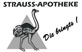 Strauss-Apotheke Schönwald Schönwald Logo