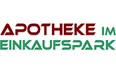 Apotheke im Einkaufspark Volkach Logo