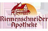 Riemenschneider-Apotheke Volkach Logo