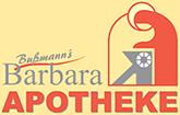 Bußmann's Barbara-Apotheke Herten Logo